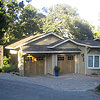 Portola Valley, Garage addition & new deck
